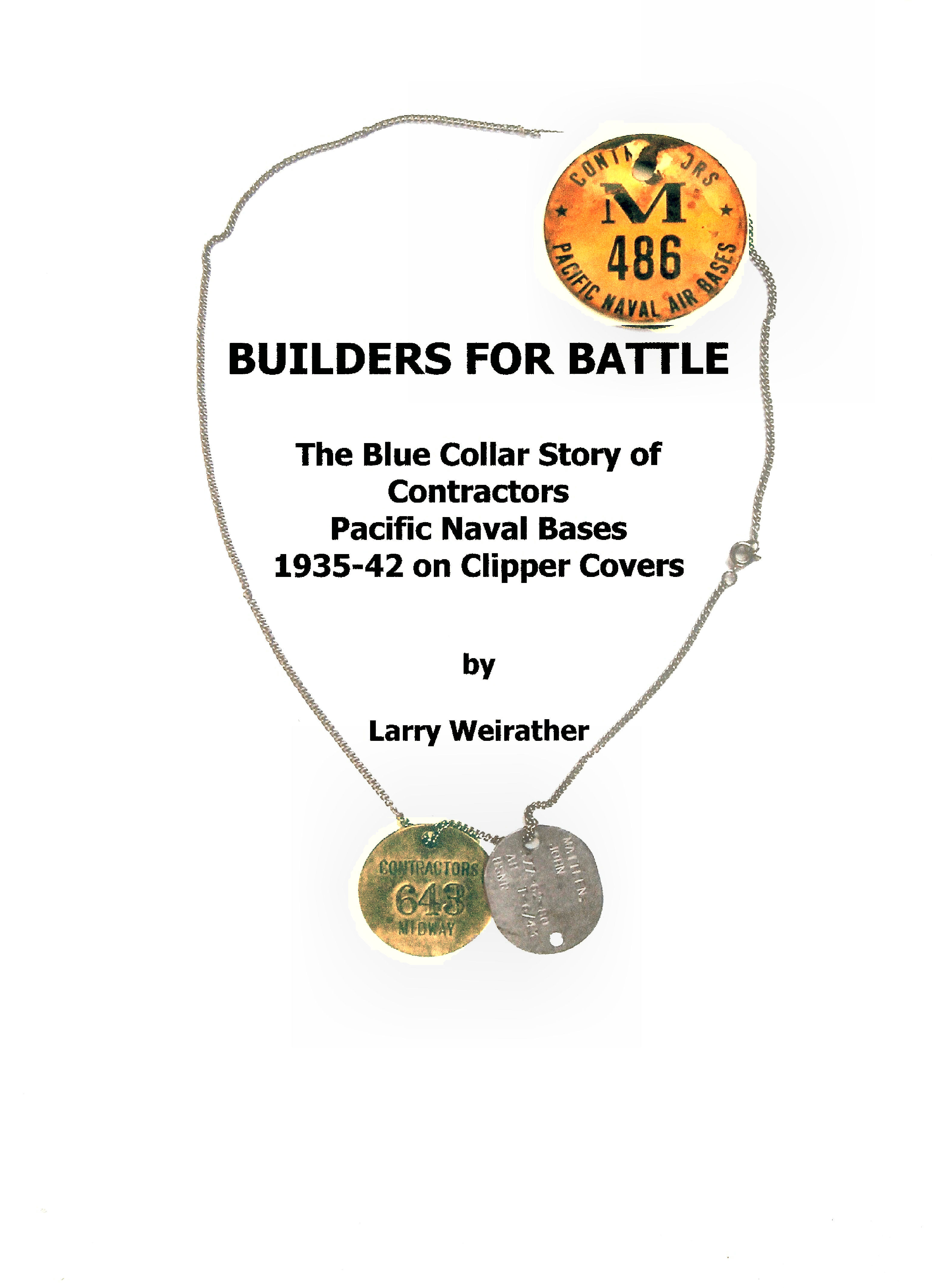 Builders for Battle Contractors Book Cover